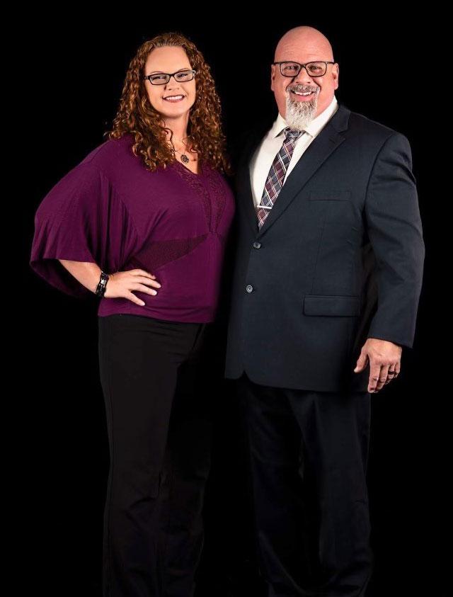 John and Brianna Bolger